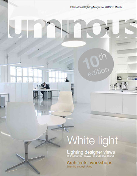 Luminous 10 表紙
