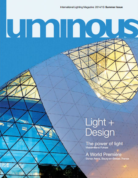 Luminous 13 表紙
