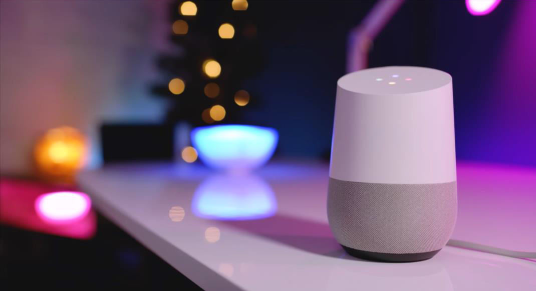 hue with google home